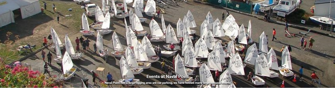 Naval Point Club - Events