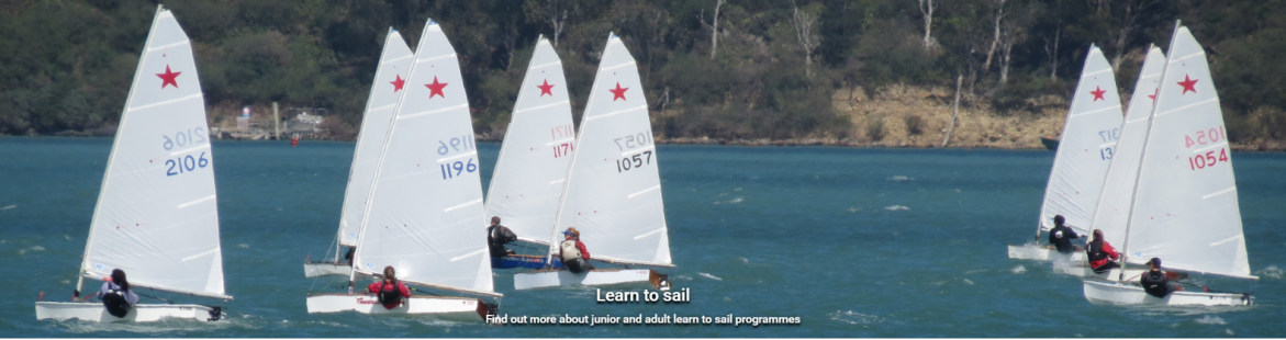 Naval Point Club - Learn to Sail