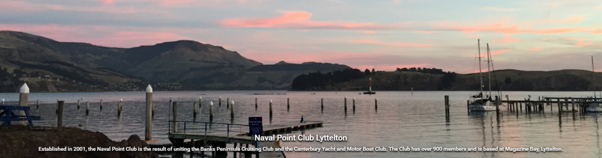 Naval Point Club - Sunset