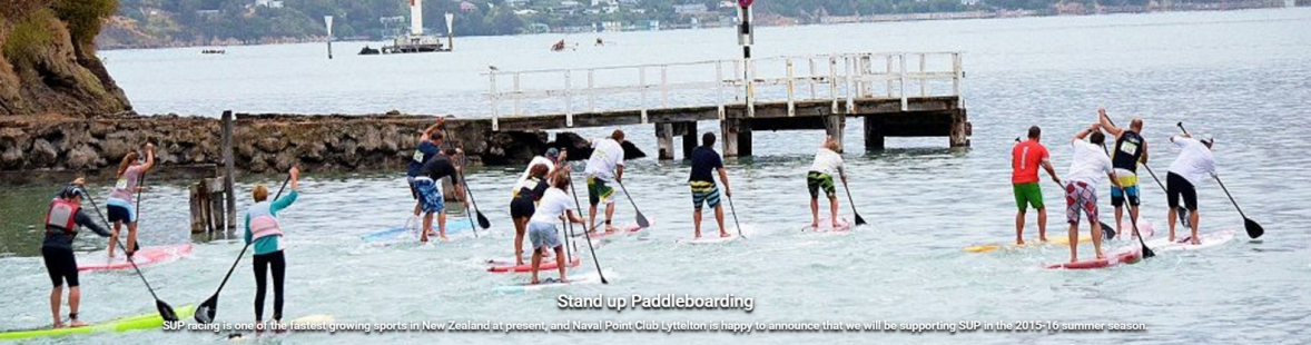 Naval Point Club - SUP Paddleboarding