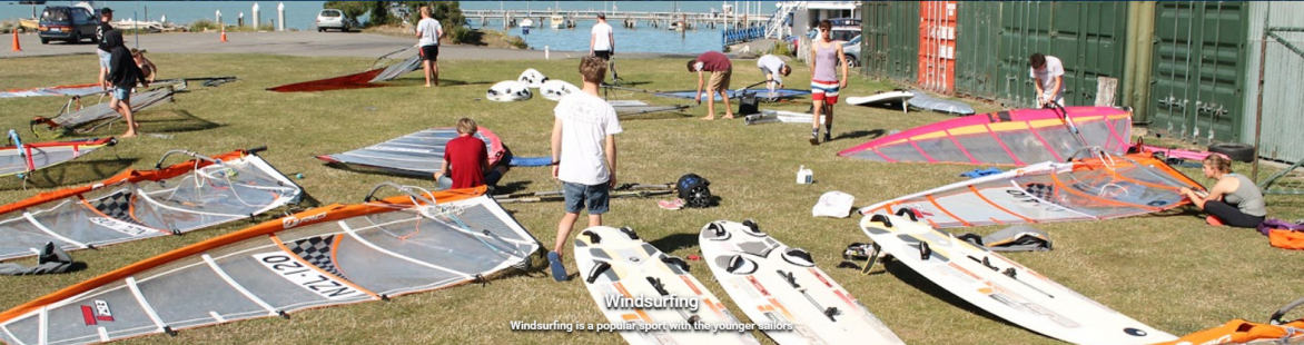Naval Point Club - Windsurfing
