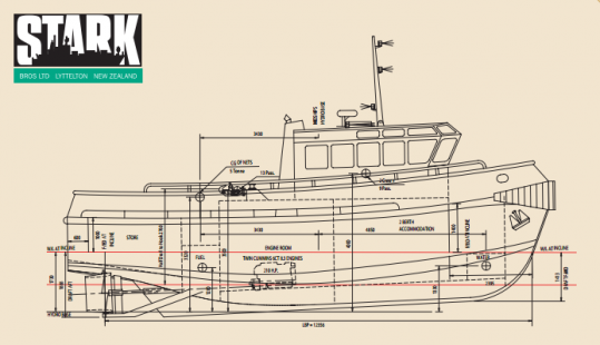 Stark Brothers Boat Building Specifications