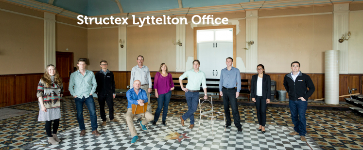 Structex Office Staff