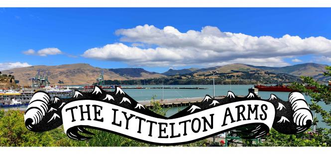 Lyttleton Arms Logo & View