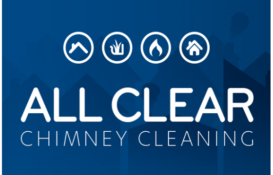 All Clear Chimney Cleaning Logo